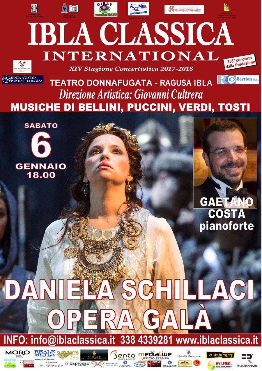 La Grande Lirica Daniela Schillaci