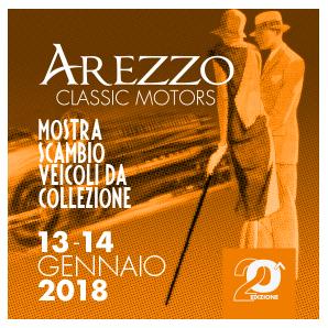 Arezzo Classic Motors - 20^ Mostra Scambio Veicoli Da Collezione