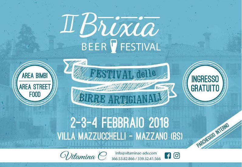 2°Brixia Beer Festival 2018