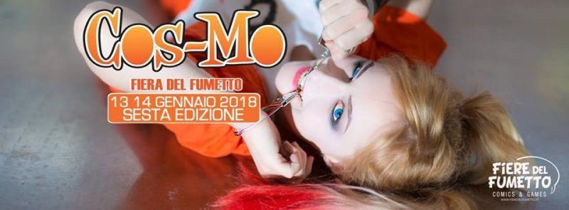 Cos-mo_6° Comics and Games Modena
