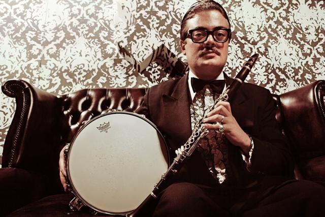 Emanuele Urso a tutto swing, sabato il concerto all'Elegance Cafè