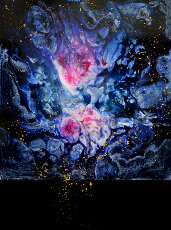 Enrico Magnani, Supernova – Figurazioni cosmiche (From Chicago to Rome)