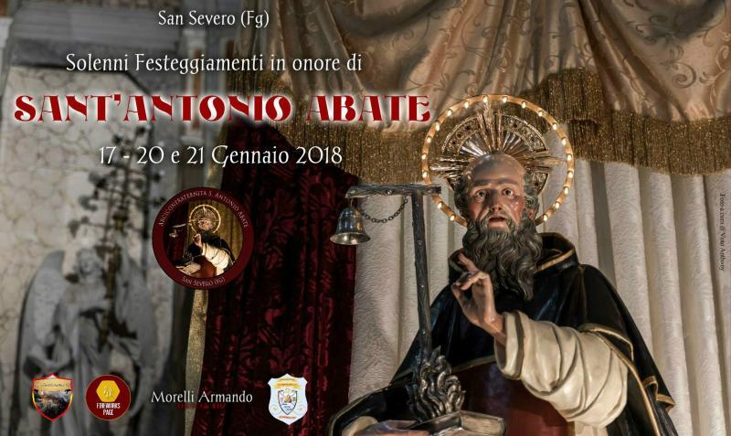 Festa di Sant'Antonio Abate a San Severo