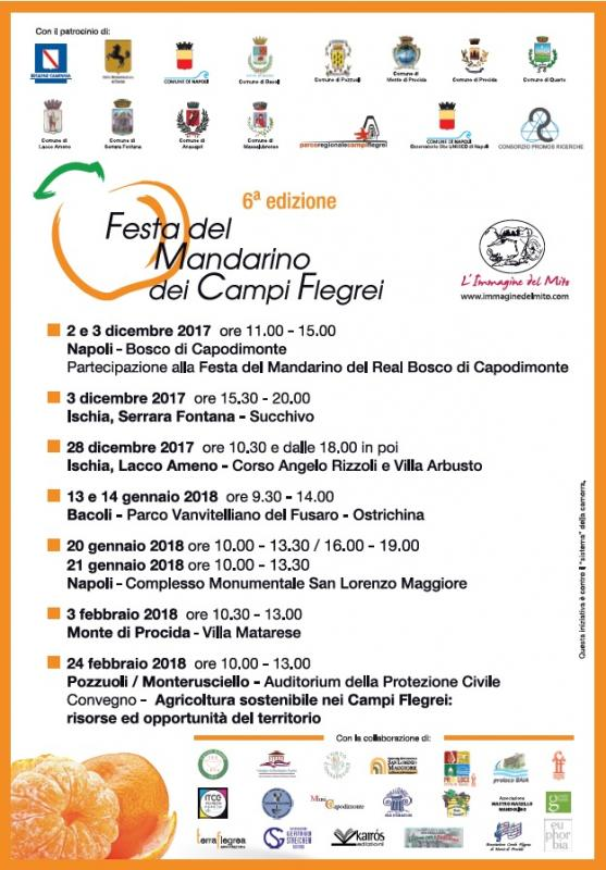6^ ediz. Festa Del Mandarino Dei Campi Flegrei