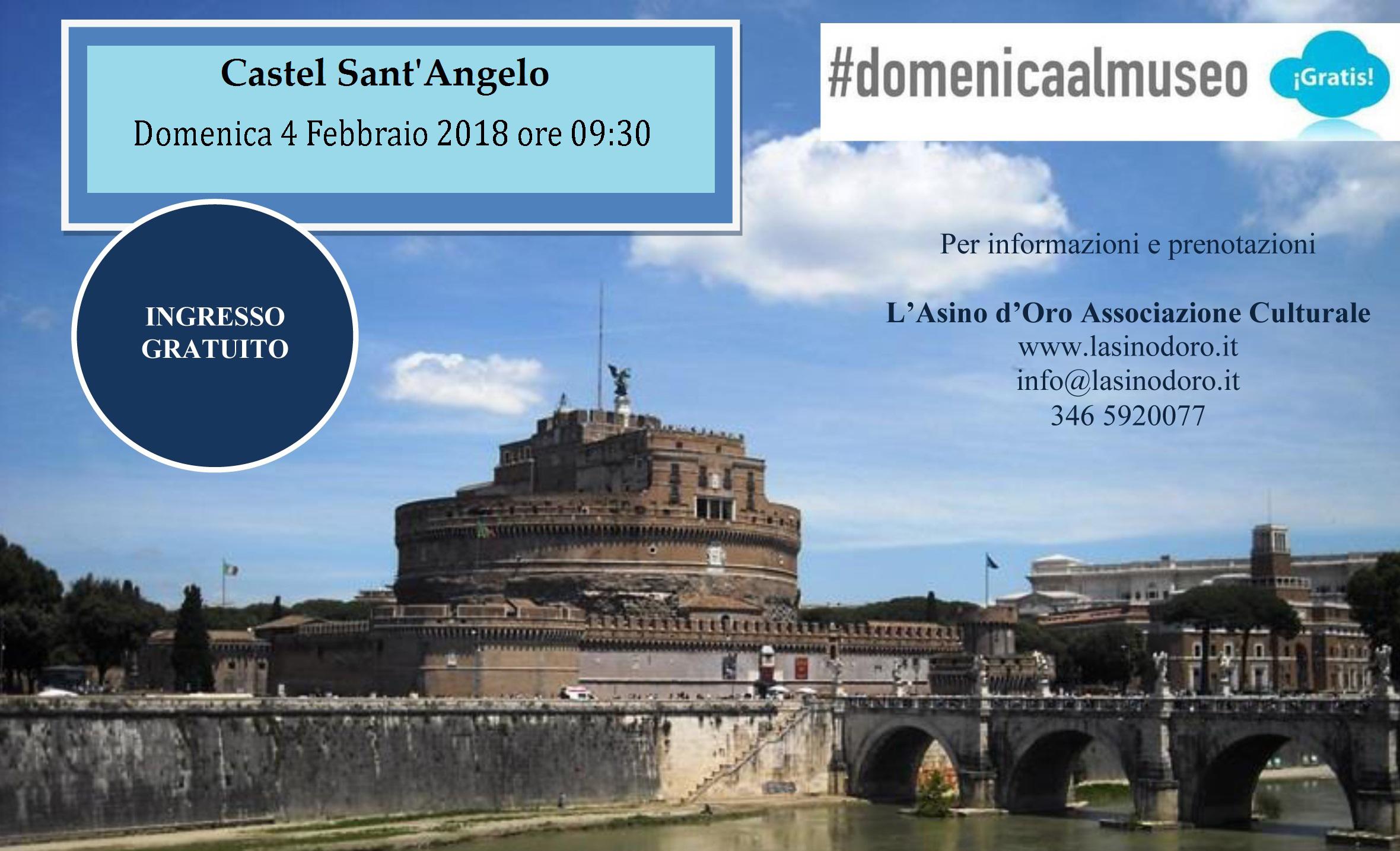 Castel Sant'Angelo: da mausoleo a fortezza