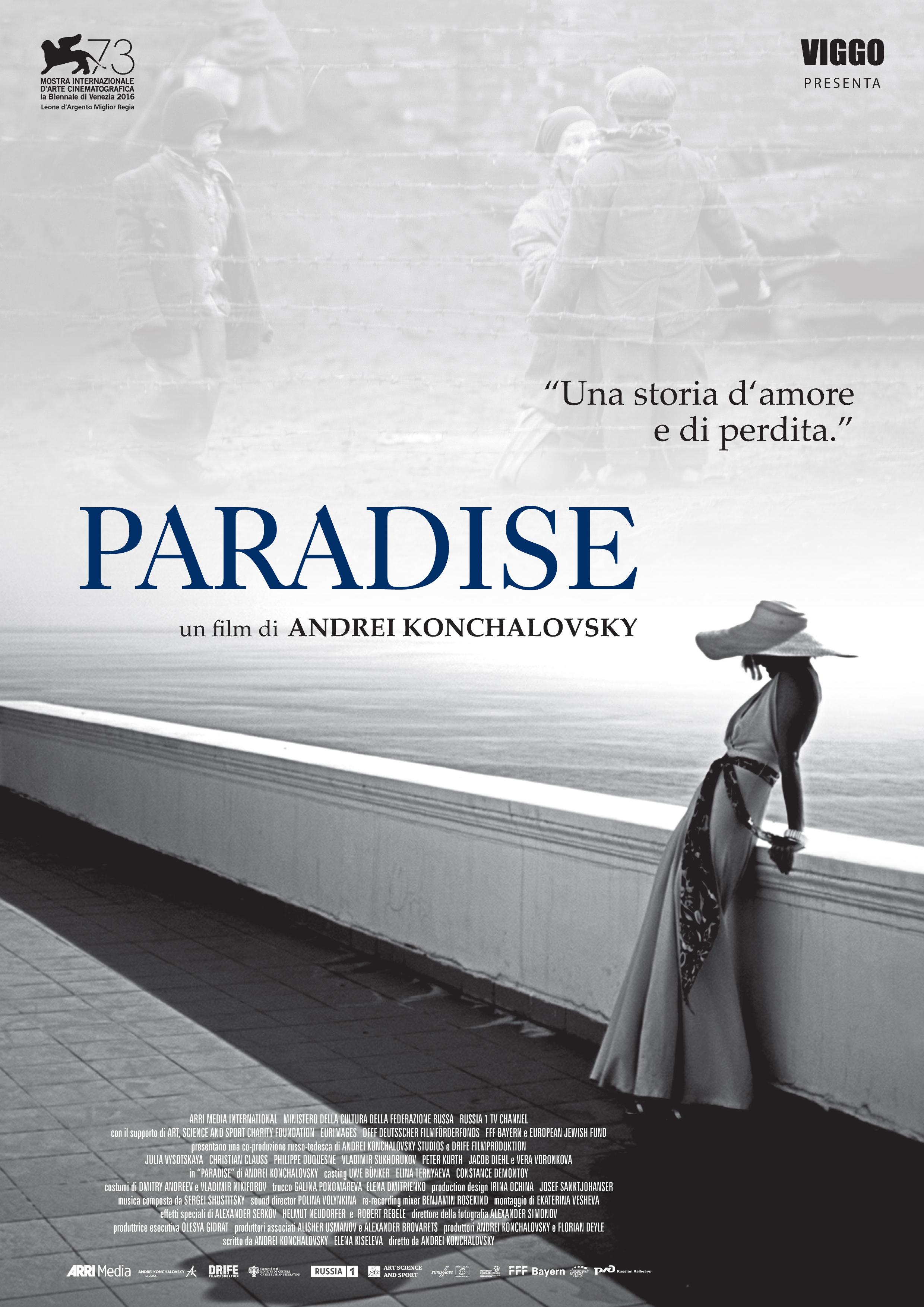 Il cinema che conta | Anteprima a Verona di PARADISE di Andrey Konchalovkiy
