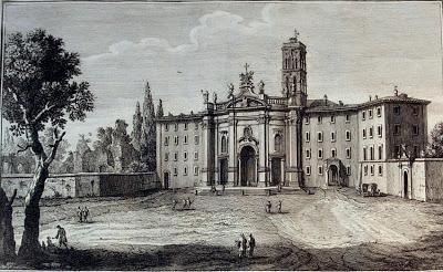 Santa Croce in Gerusalemme, il Palazzo del Sessorio ed il Giro delle 7 Chiese