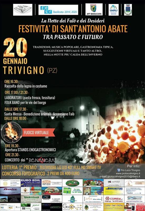 Festivita' Di Sant'Antonio Abate - Tra Passato E Futuro