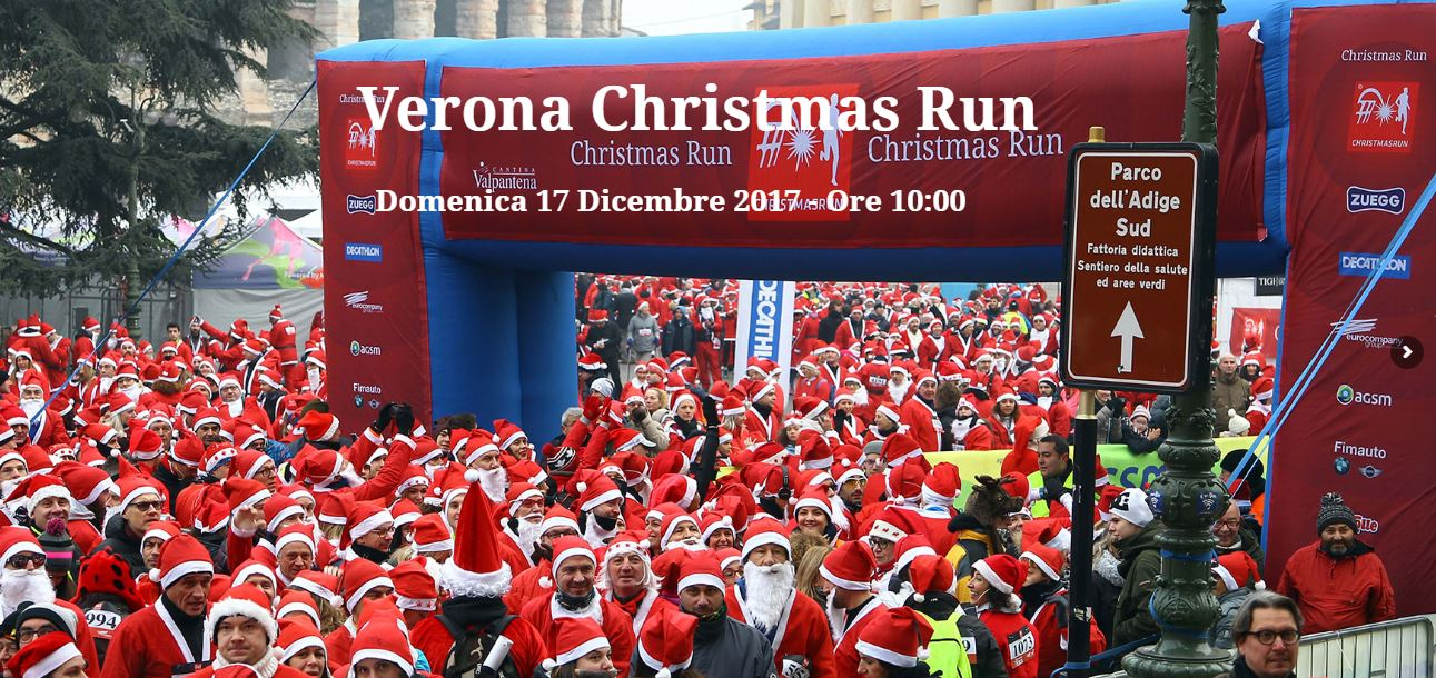 Verona Christmas Run