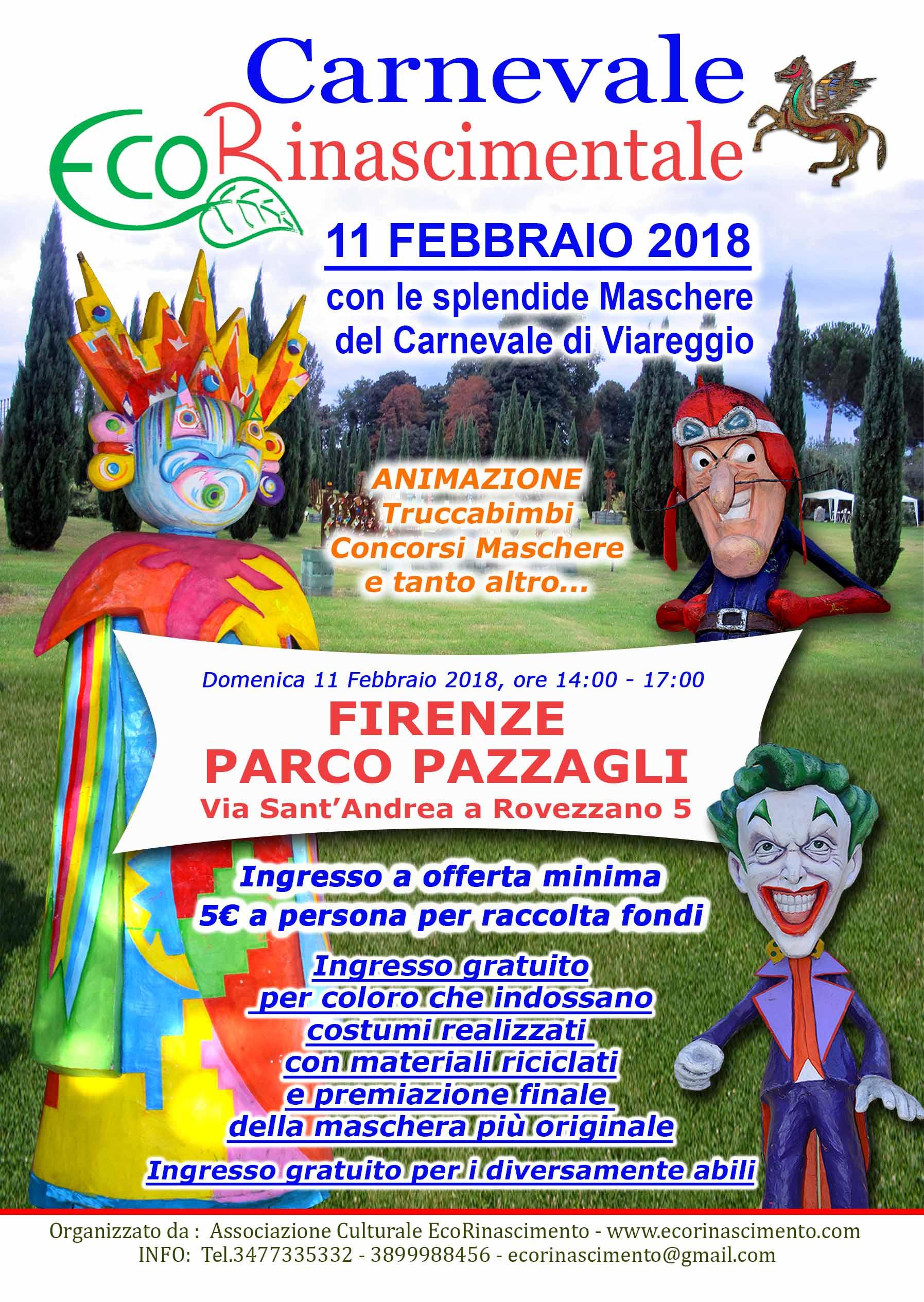 Carnevale EcoRinascimentale