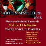 Arte & Maschere 2018