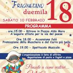 Carnevale a Fragnetano