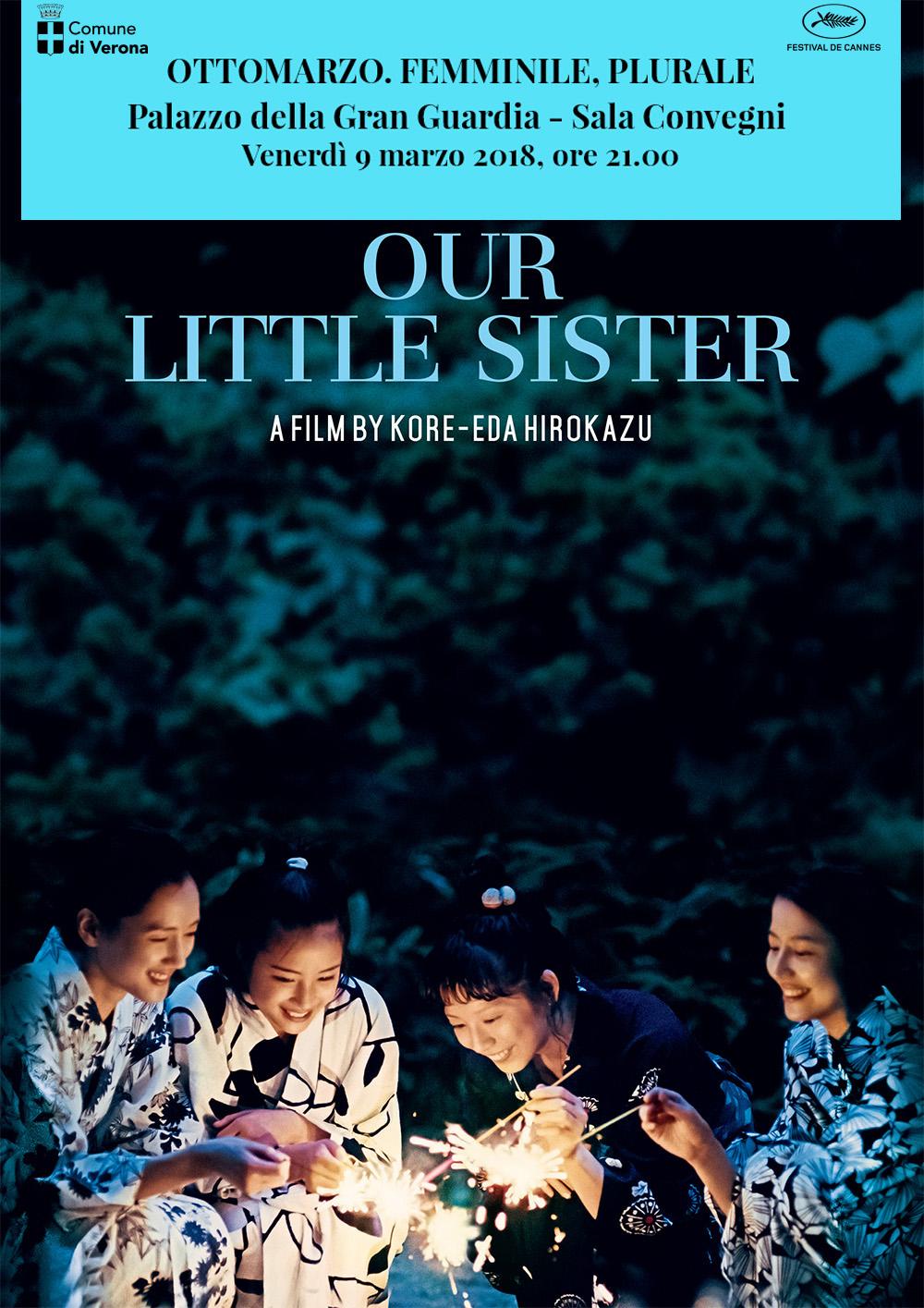 Our Little Sister di Kore'eda Hirokazu