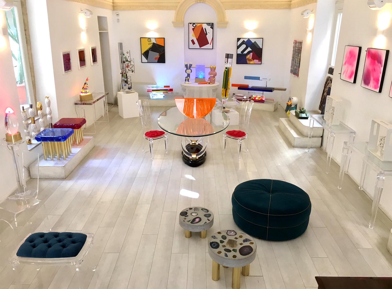 Art e Design made in Italy in una popup gallery di Ortigia