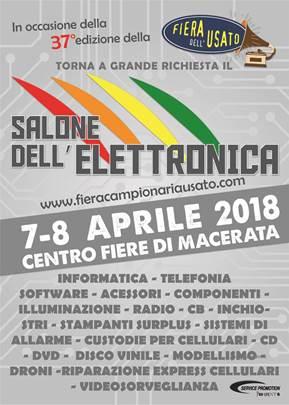 8° Salone dell'Elettronica