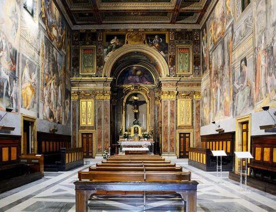 Chiesa di San Marcello al Corso e Oratorio del Crocifisso