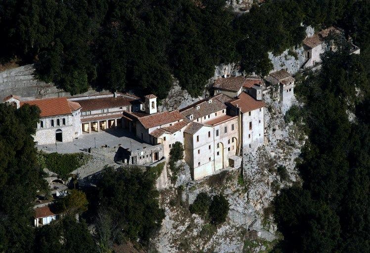 Sui luoghi di San Francesco