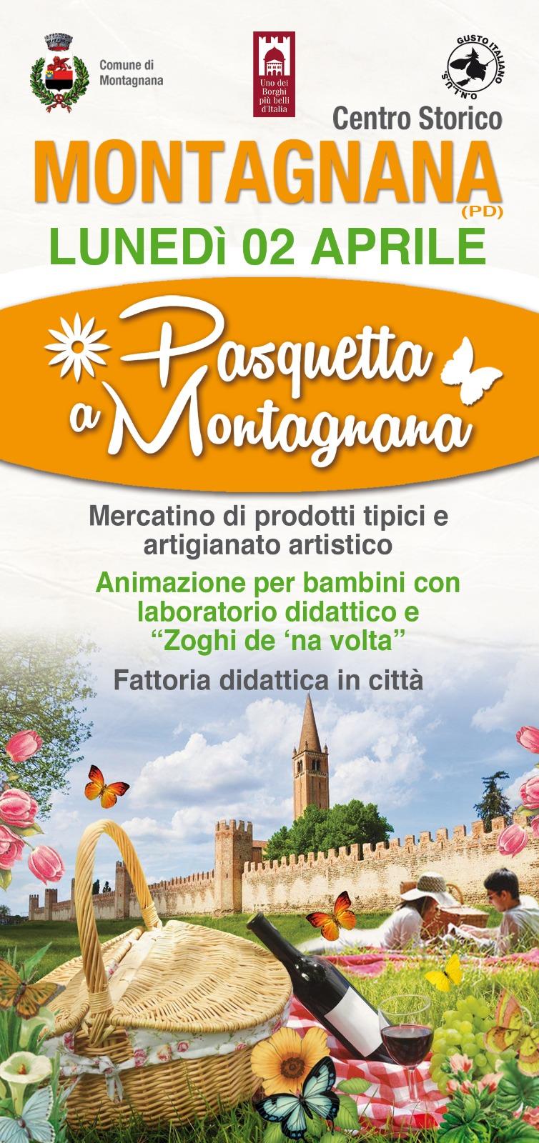 Pasquetta a Montagnana III edizione