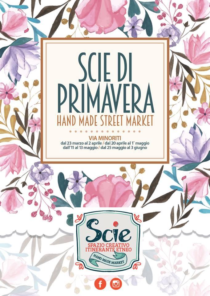 Scie di Primavera - handmade market
