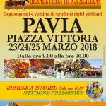 Grande Festa Tipica Siciliana a Pavia