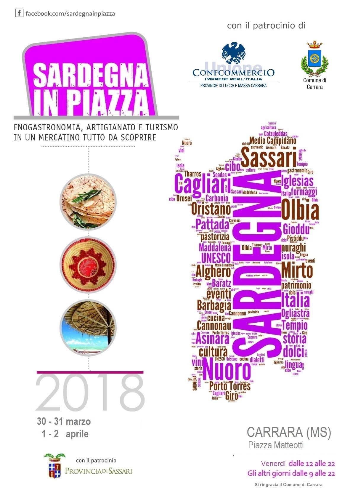 Sardegna in Piazza a Cesano Maderno