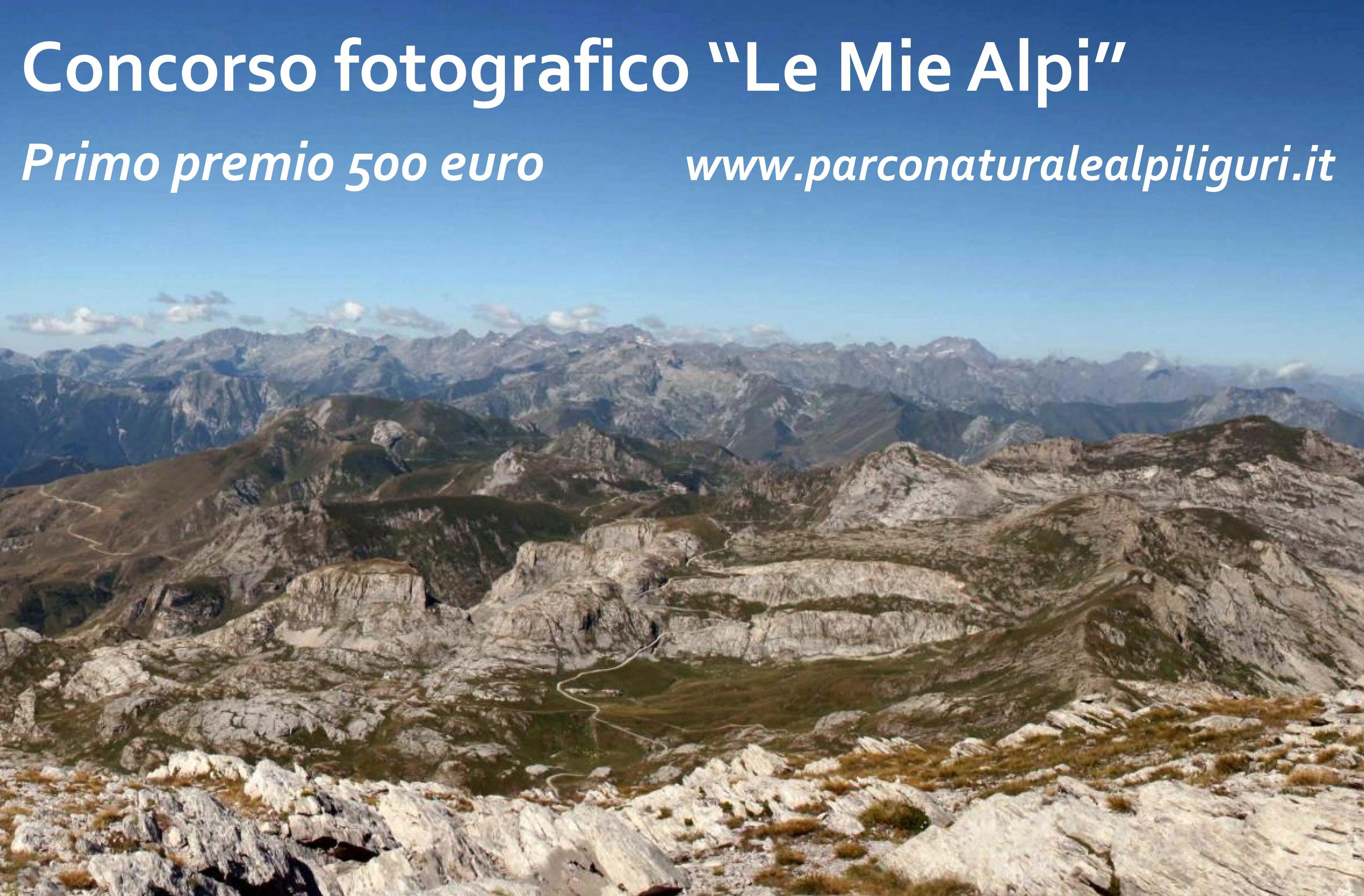 Festa di Primavera nelle Alpi Liguri