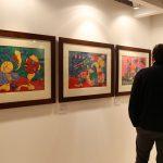 Mirò colora Monopoli - Opere Grafiche 1948-1974