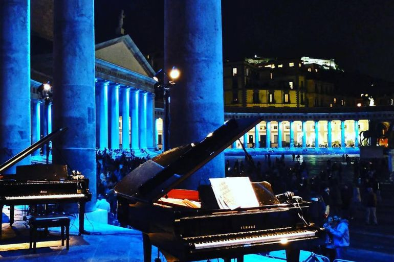 Piano City Napoli 2018