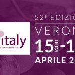 Vinitaly 2018 - 52° Salone dei vini e distillati
