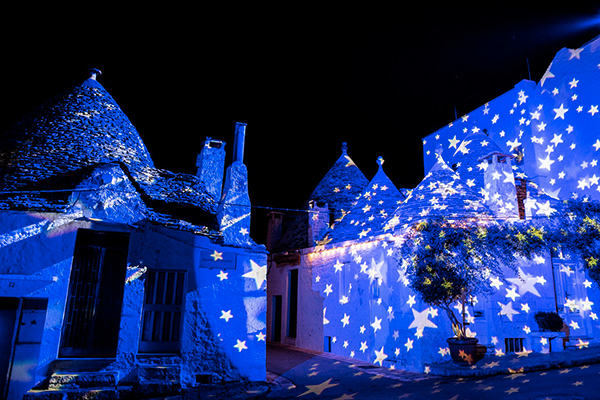 Alberobello Light Christmas