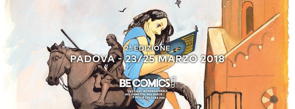 Be Comics! Festival internazionale del Fumetto, del gioco e della cultura pop