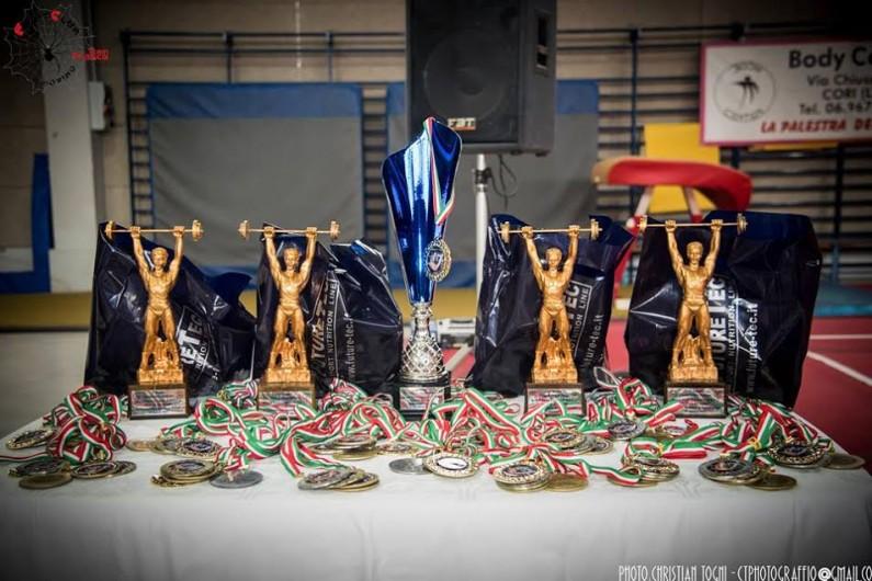 Bench Press: II edizione del Grand Prix Città di Cori