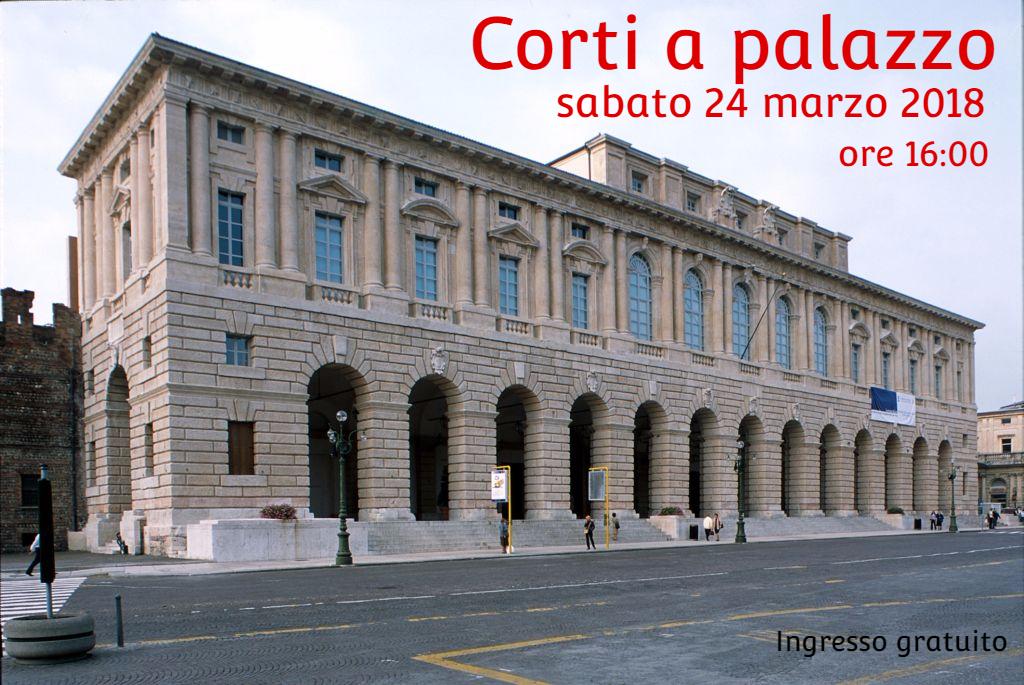 IV ediz.Corti a Palazzo - Palazzo della Gran Guardia