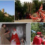 Il matrimonio di Rosania Fulgosio e Pietro da Cagnano