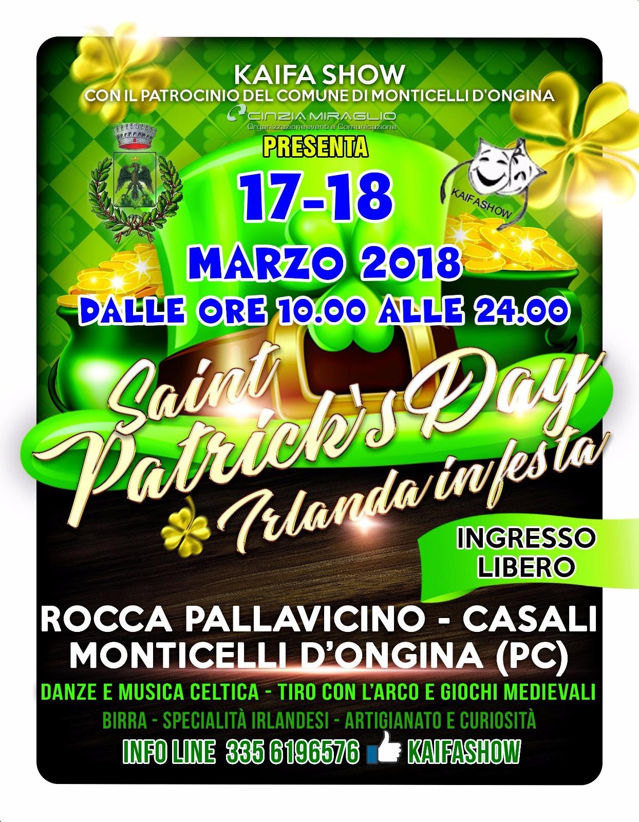Festa di San Patrizio