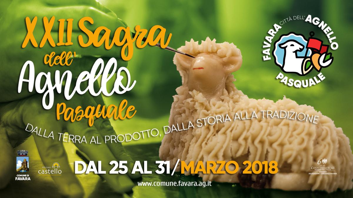 Sagra Dell'Agnello Pasquale