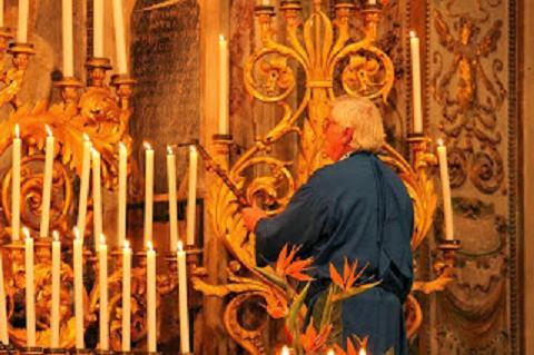 """Giovedì Santo e la veglia delle """"Quarantore"""": Tradizioni trasteverine"""