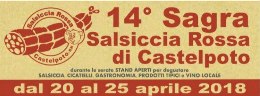 Fiera Mercato della Salsiccia Rossa