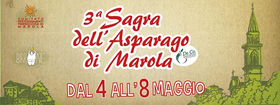 Sagra dell'asparago a Marola