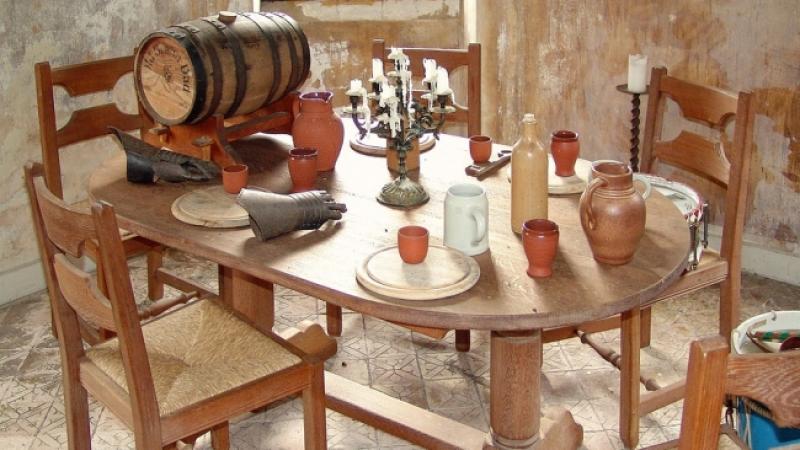 Cena Medievale nella Villa Borzino di Busalla