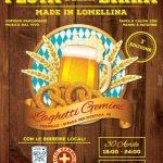 1° Festa delle Birre artigianali della Lomellina