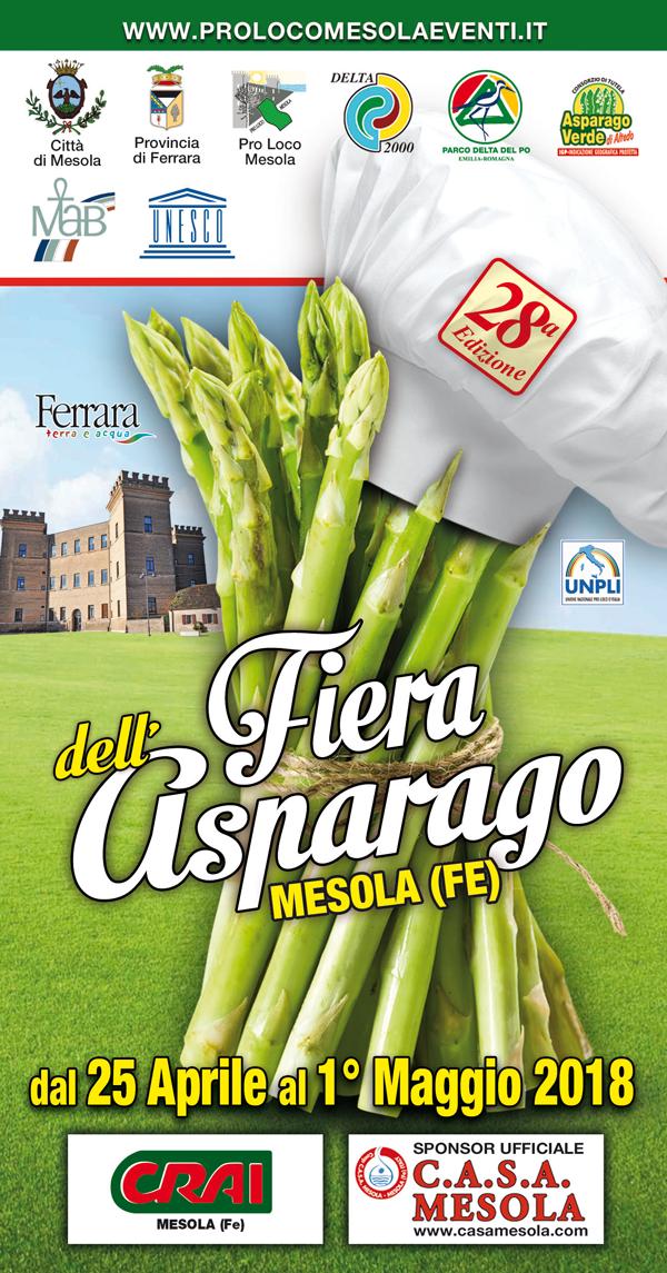 28° ediz. Fiera dell'asparago