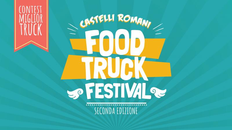 Castelli Romani Food Truck Festival a Marino