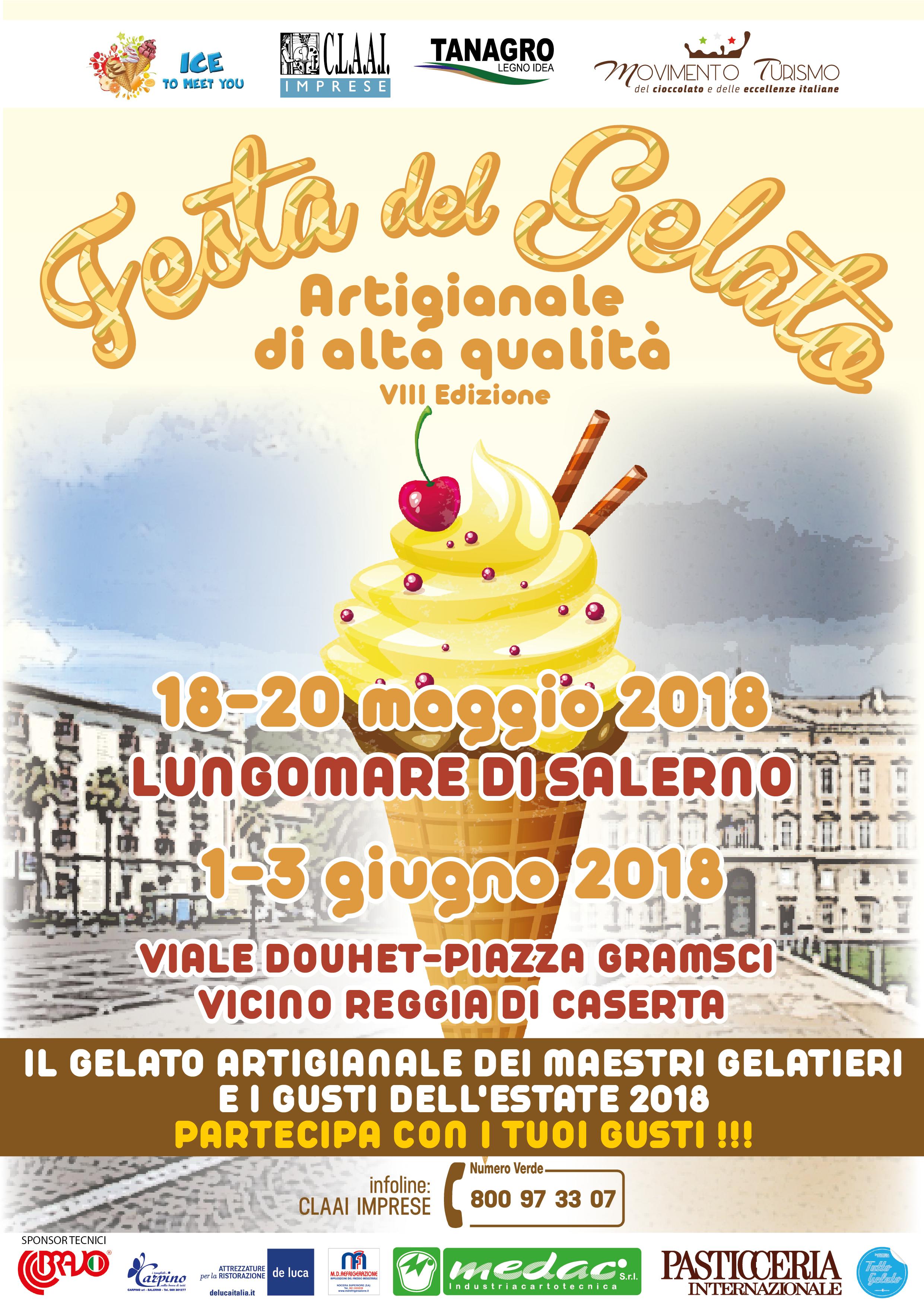 Ice to meet you - Festa del gelato artigianale a Salerno