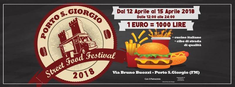 3° ediz. Porto San Giorgio Street Food Festival