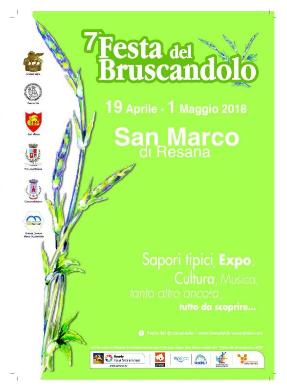 Sagra Di San Marco - 7° Festa Del Bruscandolo 2018