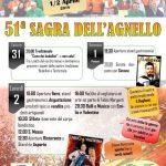 Sagra dell'agnello - 51^ Sagra Di Pasqua A San Martino Sul Fiora