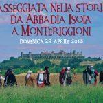 Passeggiata nella storia da Abbadia Isola