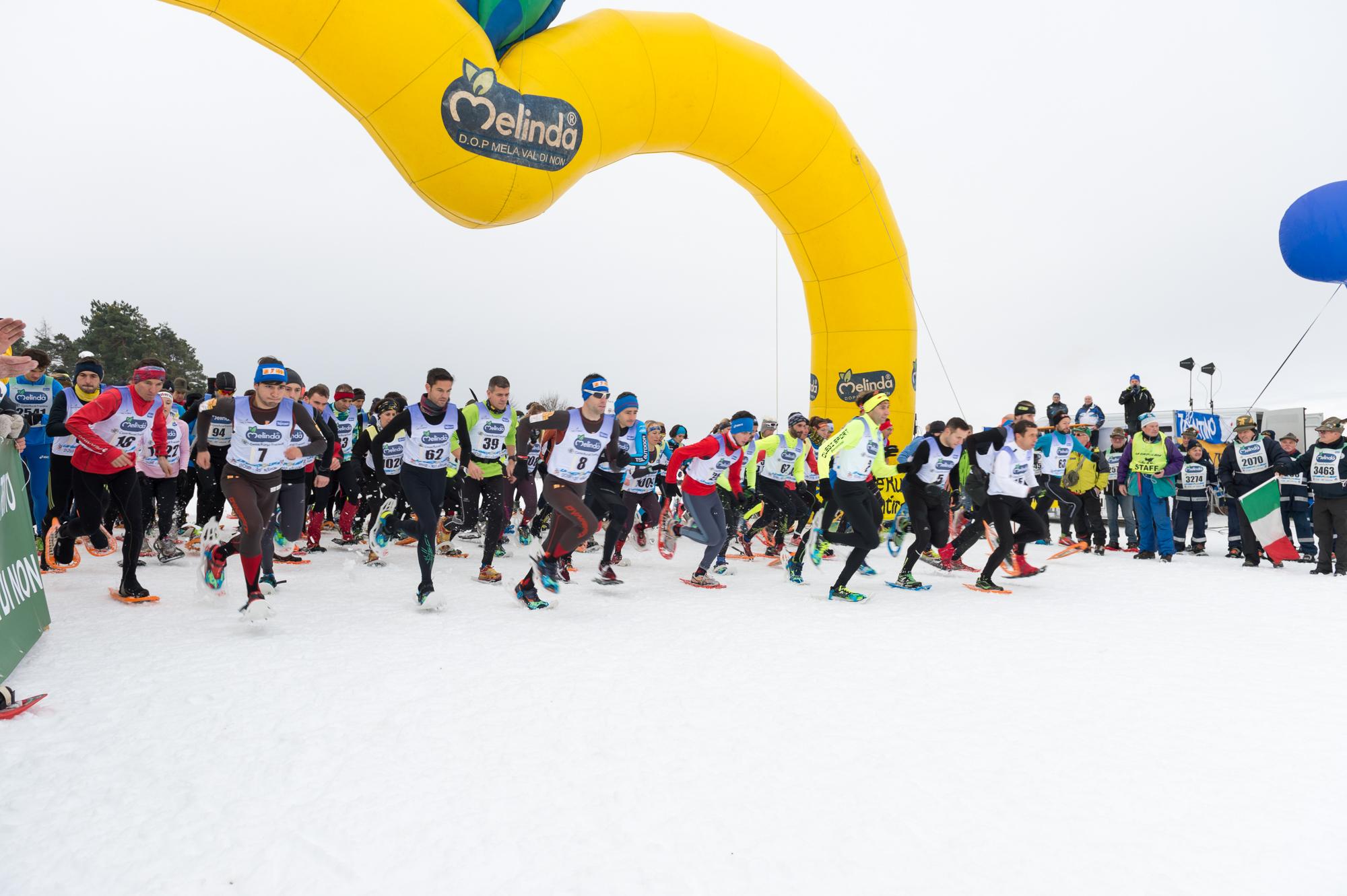 La Ciaspolada 2019 - Campionato del mondo di ciaspole