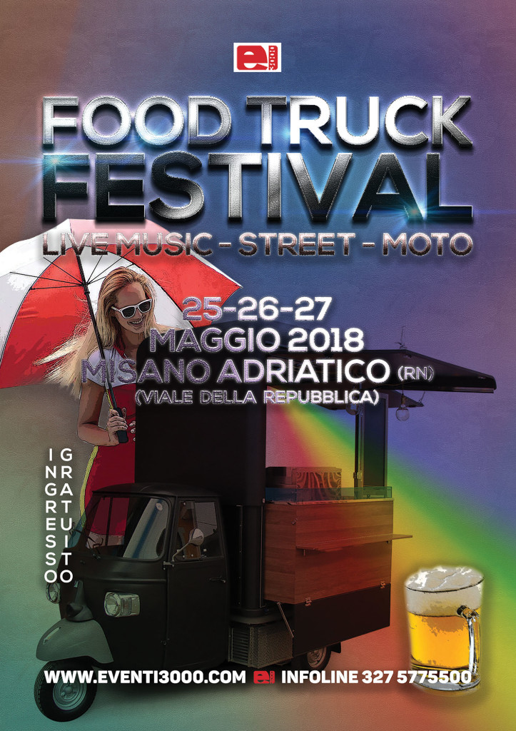 """Week end del Camionista e """"Truck and Food"""""""